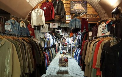 How can Businesses Store Goods in Camden?
